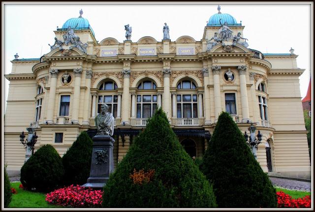 Piekne miejsce - Kraków