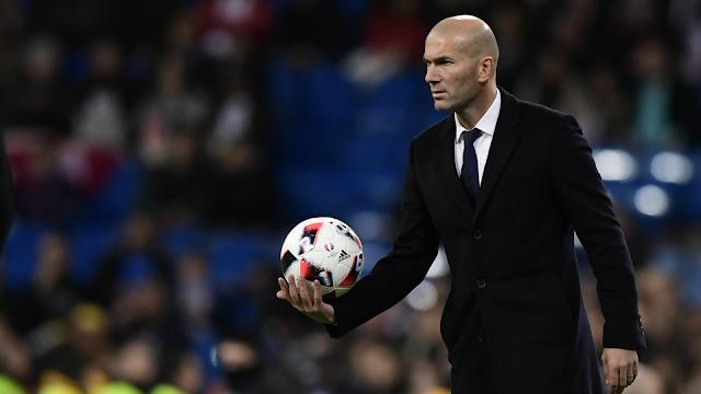 Ini Daftar Pemain Buruan Zinedine Zidane