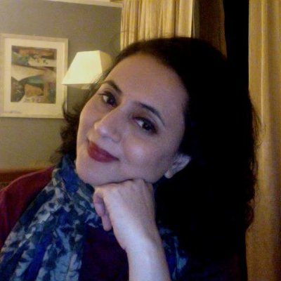 Journalist Sagarika Ghose has responded to Times Now editor Arnab Goswami's recent blog, in which he had attacked her as a has-been anchor.  Though Arnab Goswami did not name her, the reference was clear and  a troll-driven hashtag #ArnabSlapsSagarika trended for sometime on Saturday.