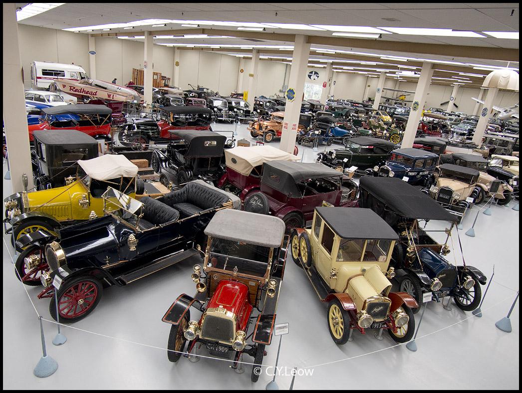 Man Behind Lens: Southward Car Museum in New Zealand