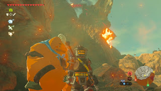 botw how to get to death mountain