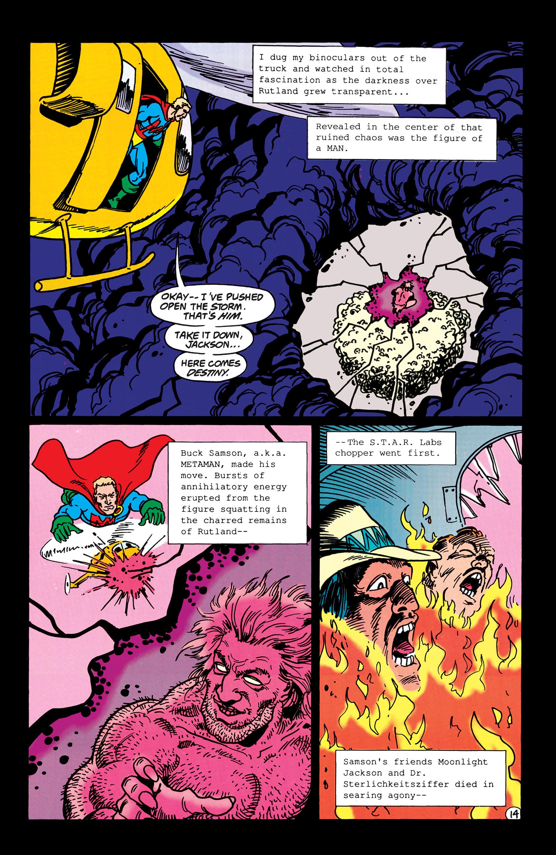 Read online Animal Man (1988) comic -  Issue #50 - 14
