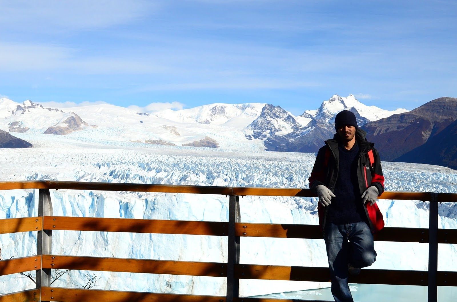 Globetrotting Mom: When you fail your camera. And the beauty around you (Perito Moreno Glacier, Argentina)