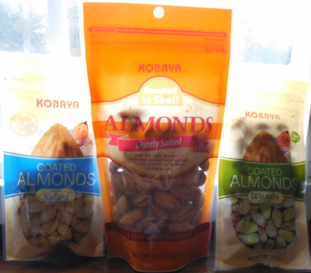 Kobaya Almonds