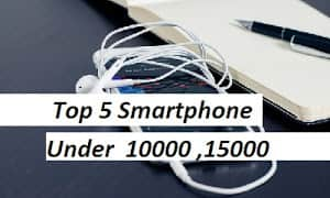 Top 5 Best Android Smart Phone