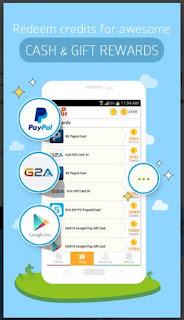 Tap Cash Aplikasi Android Penghasil Uang