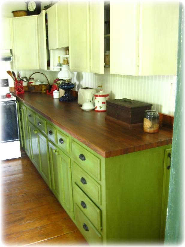 Can I Paint My Kitchen Cabinets Without Taking Them Down