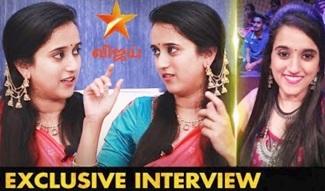 Vj & Singer Sriranjani Interview   Kalakka Povathu Yaaru Champions