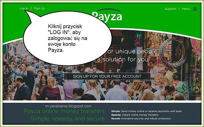 Jak dodać konto bankowe do procesora Payza?