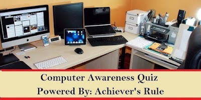 Computer Awareness Practice Sets - 1