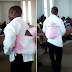 University Prof Back A Baby To Enable The Mother Write Exams