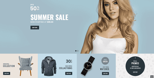 Starting Online Clothing eCommerce Business of Fashion