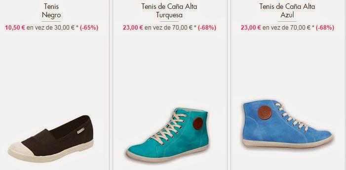 zapatillas oferta
