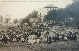 messe vosges 1914 1918