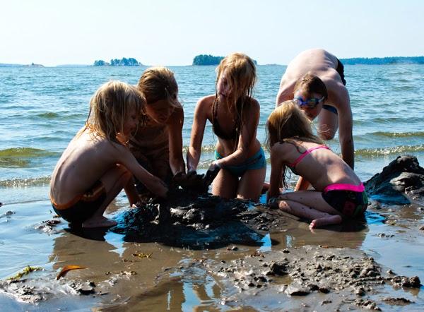 Suomenlahti Porvoo sea rantakuva