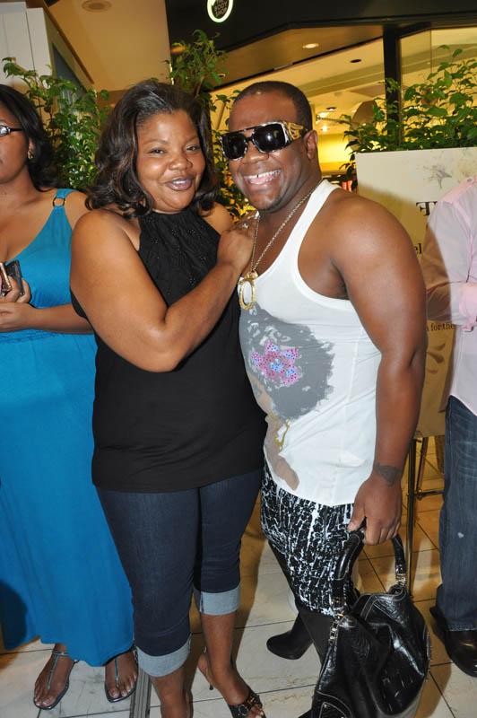 Monique And Derek J Hair Stylist