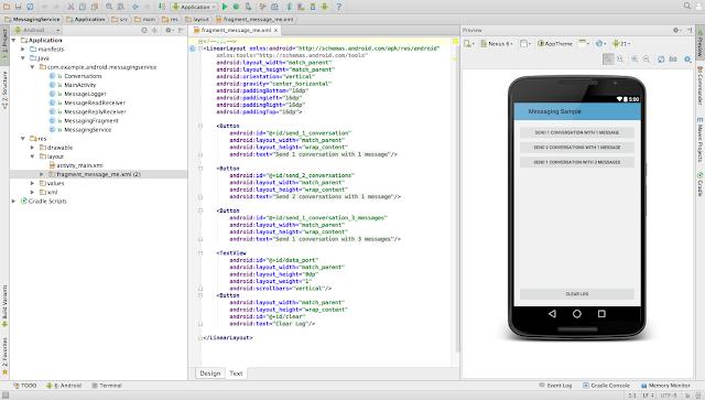 Hasil gambar untuk simple android app