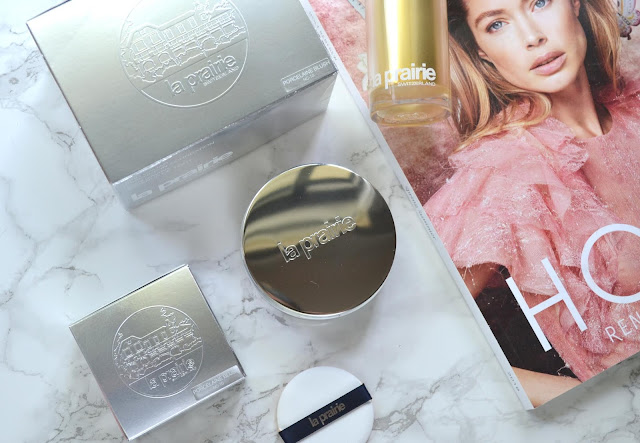 La Prairie Skin Caviar Essence-In Foundation Review