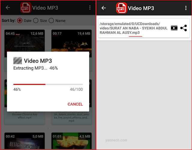 Cara Mengubah Video Menjadi Musik Mp3 Di Android
