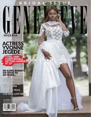 magazine - Nigerian Super Star Genevieve Nnaji Looks Warm In Photos