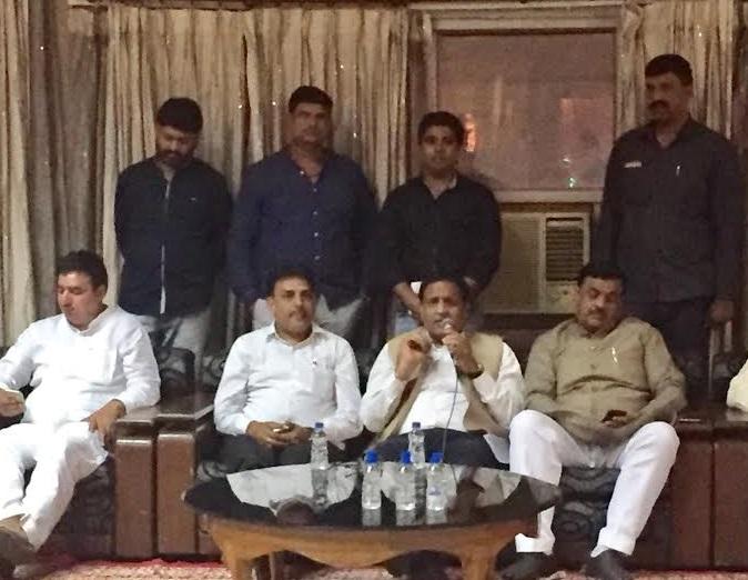 भाजपा की दो साल की उपलब्धियां, उद्योग मंत्री विपुल गोयल की ज़ुबानी