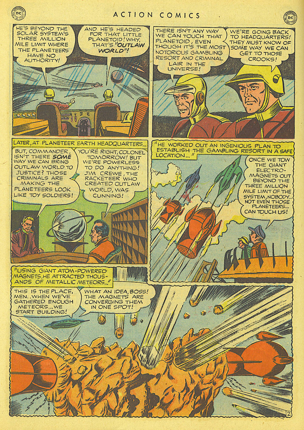 Read online Action Comics (1938) comic -  Issue #145 - 15
