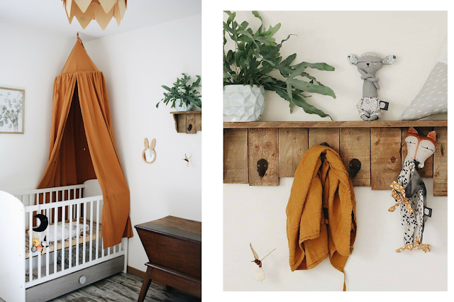Ma sélection pour la décoration de la chambre des enfants bébé