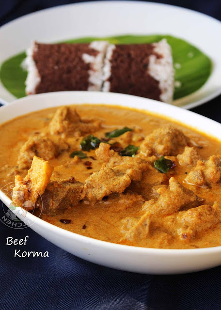 korma recipe curry recipe beef gravy beef varattiyath kerala style indian korma