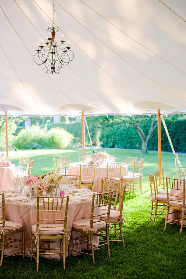 Weddings Glamorous Garden Affair Cool Chic Style