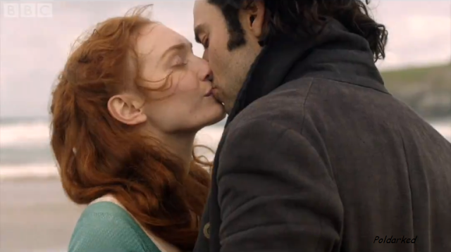 Aidan Turner, Eleanor Tomlinson, Poldark Series Four