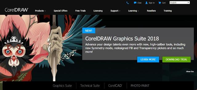 Aplikasi Desain Grafis PC Terbaik 2020