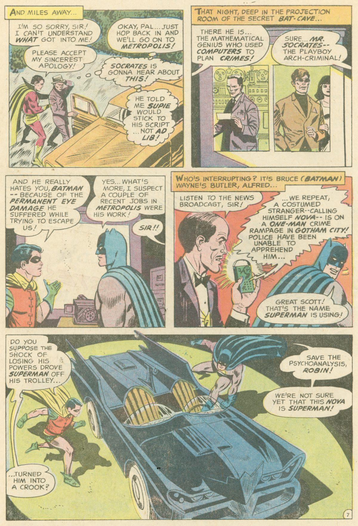 Read online World's Finest Comics comic -  Issue #180 - 10