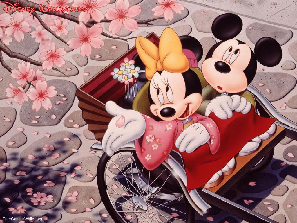 Celebrity Pictures Mak Mbut Mickey And Minnie Wallpaper