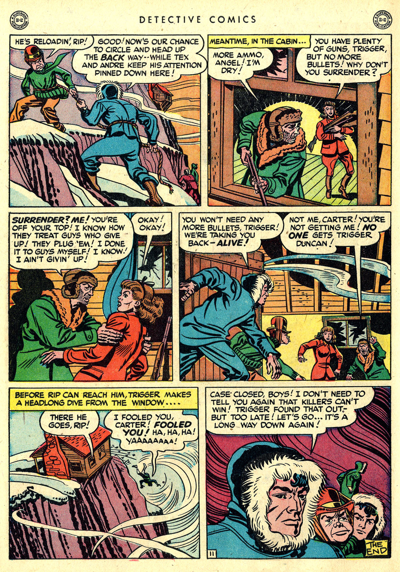 Read online Detective Comics (1937) comic -  Issue #133 - 48