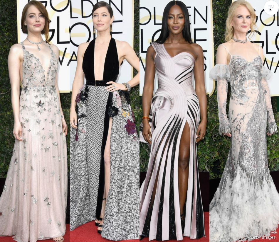 Golden Globe Awards 2017: Check Out The Celebrity Outfits on The Red Carpet
