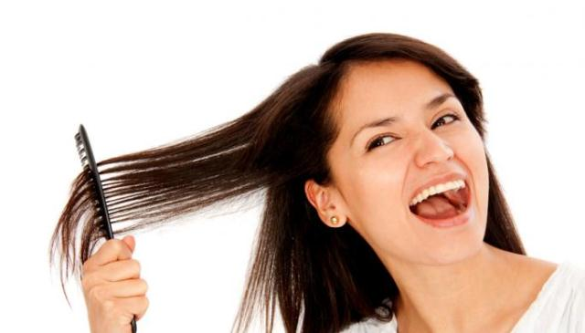 cara menghaluskan rambut secara alami