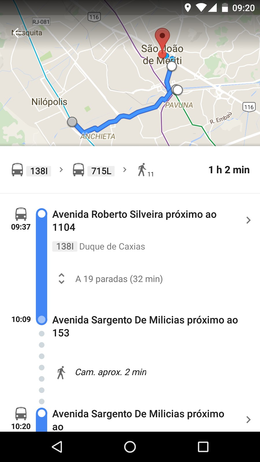 construction security and crowds during large scale events can put a damper on a driver s day we re working with the city of rio to make sure google maps
