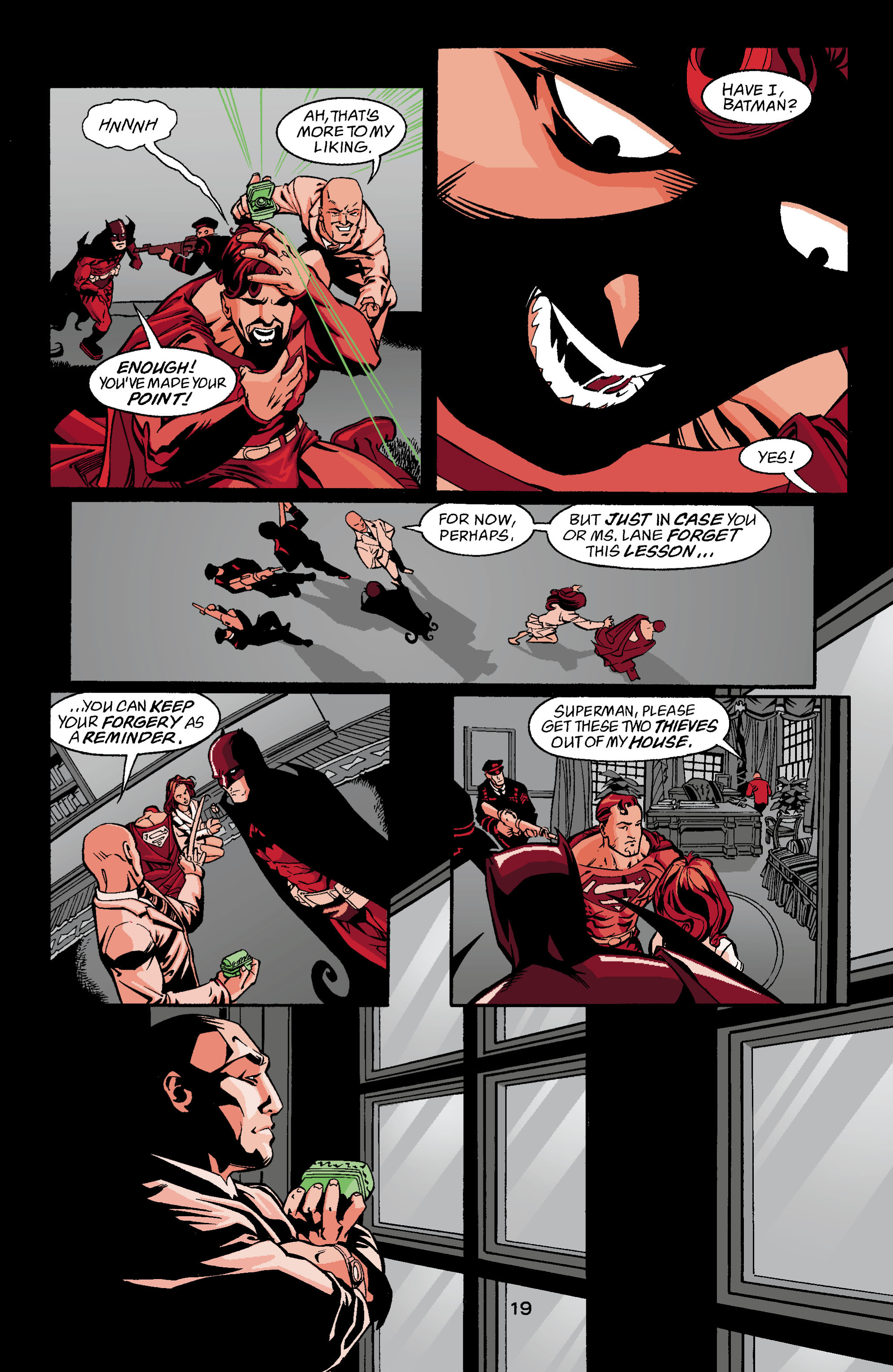 Detective Comics (1937) 756 Page 19