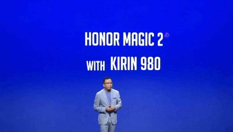 IFA 2018: Honor teases the Magic 2, a Kirin 980 powered smartphone with Find X-like pop-up camera