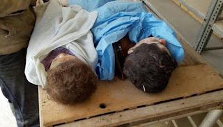 Serangan Udara Rezim Syiah Asad Bunuh 4 Anak di Kota Kafranbel