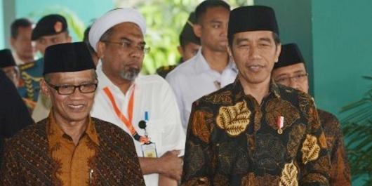 Survei: Pemilih Muslim Nilai Jokowi-Ma'ruf Lebih Wakili Aspirasi Islam