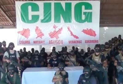 EL CANIBALISMO, EL RETO DE INICIACIÓN DE JÓVENES AL CJNG