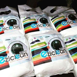 sabun pencuci pakaian eziclean 7