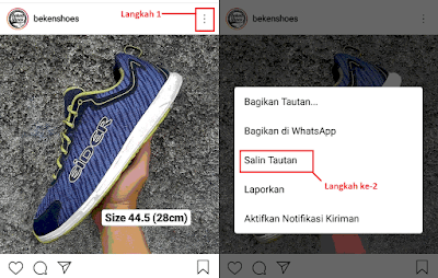 Cara Download Atau Menyimpan Gambar Instagram Ke Galeri Dengan Insta Saver