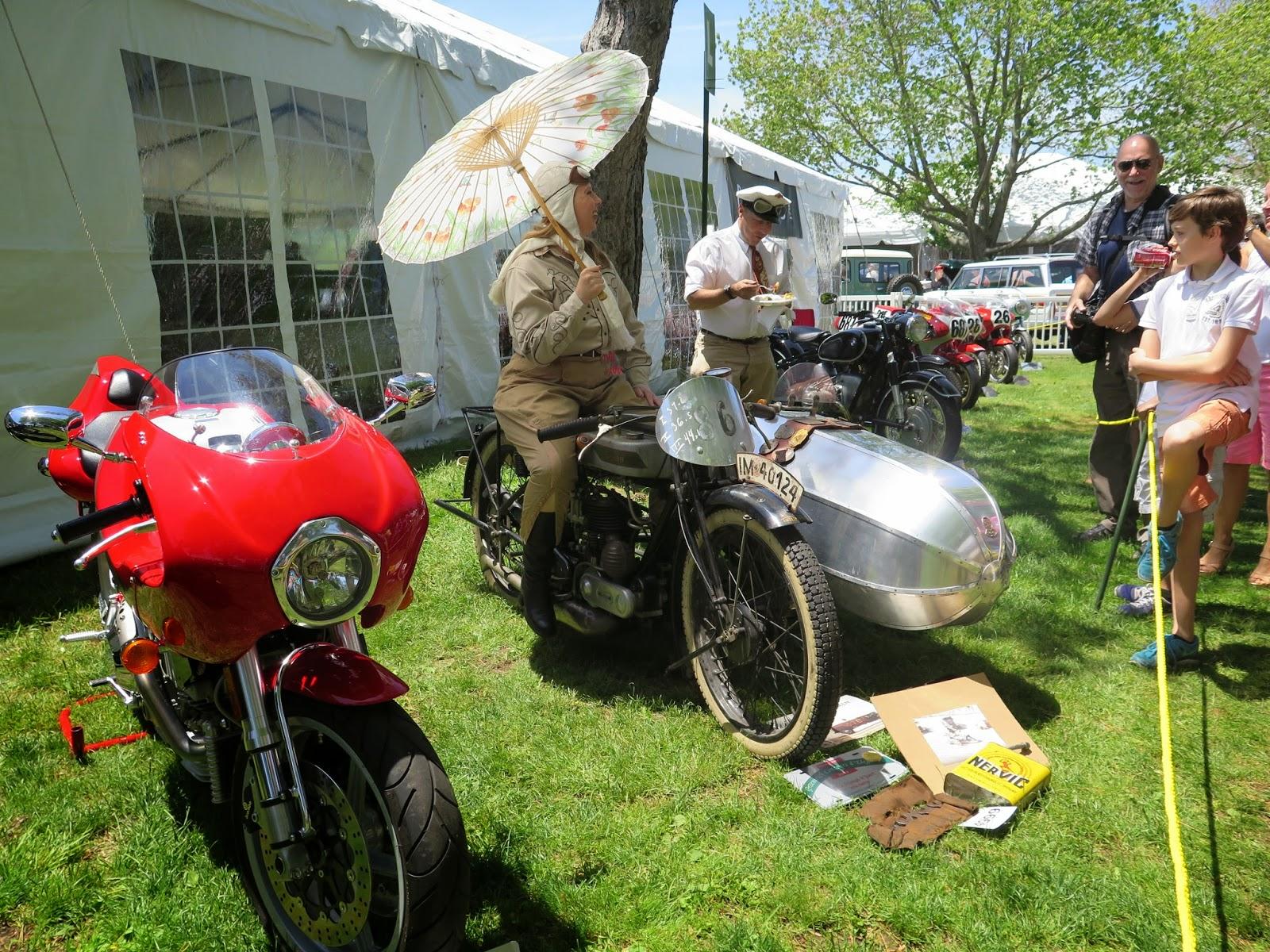 1929 Triumph N Sport with Hindenburg Sidecar - Moto Bellissima
