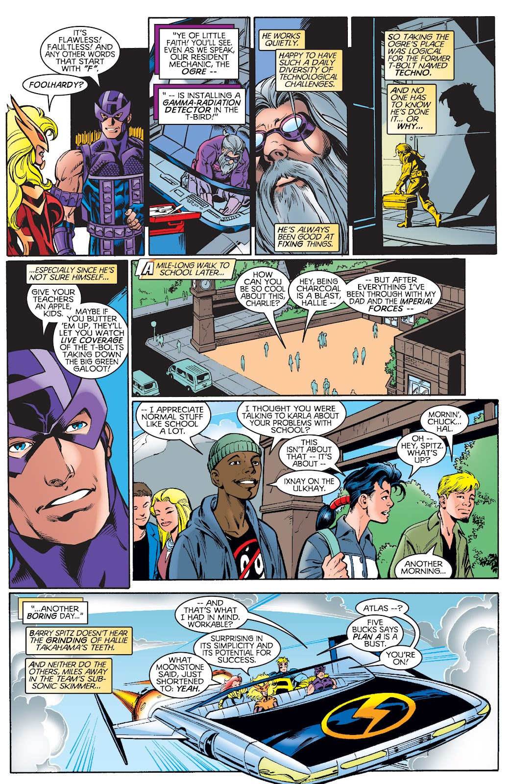 Read online Hawkeye & The Thunderbolts comic -  Issue # TPB 1 (Part 3) - 79
