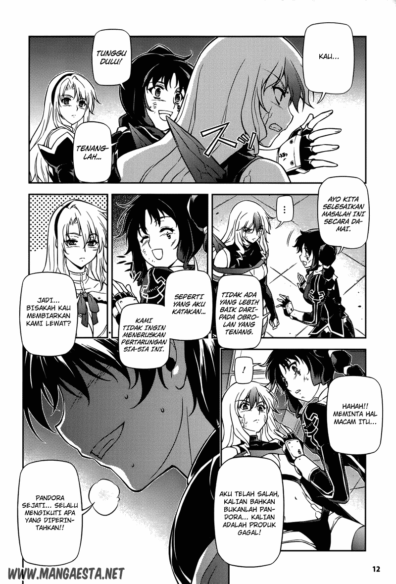 Freezing Chapter 73 Bahasa Indonesia