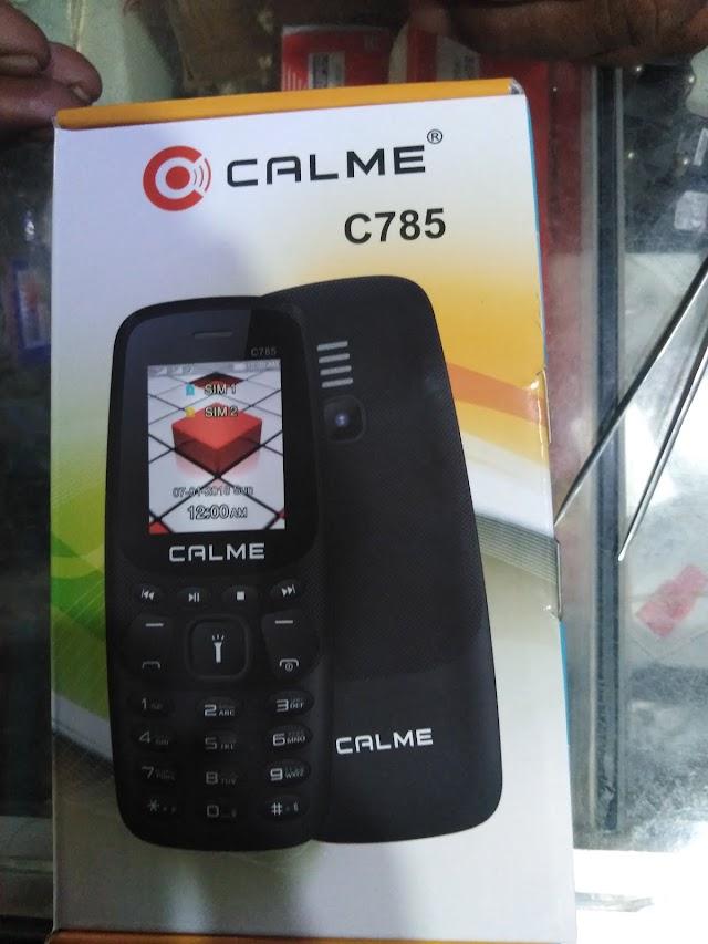 CALME C785 Flash File SPD6531E 100%  ok
