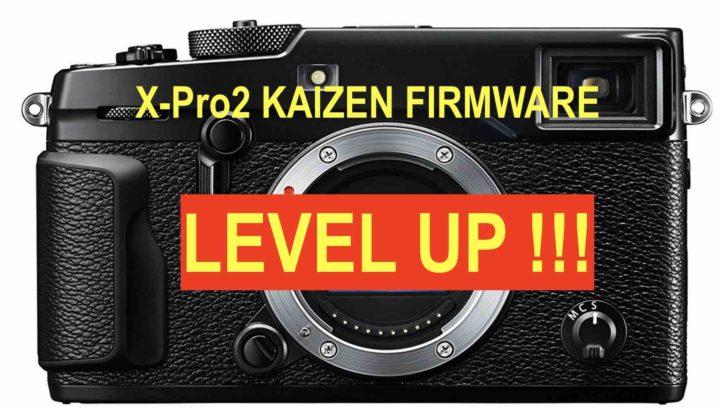 Fujifilm X-Pro2 получит новые функции благодаря обновлению прошивки