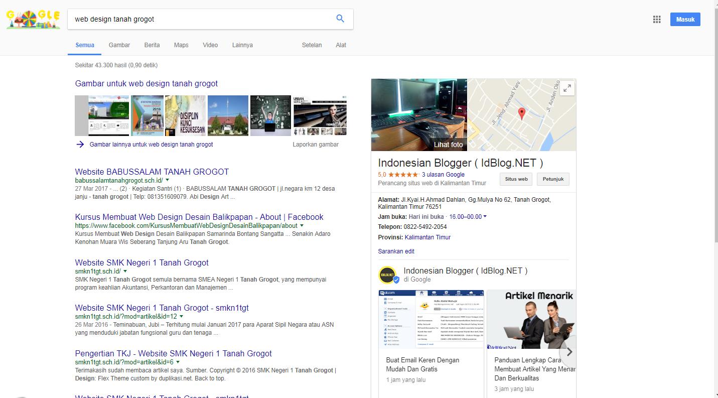 Cara Membuat Postingan Di Google My Business